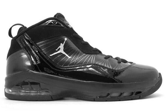 Air Jordan Melo M8 Black