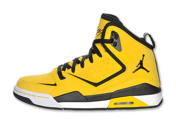 Retro Jordan  Tour Yellow