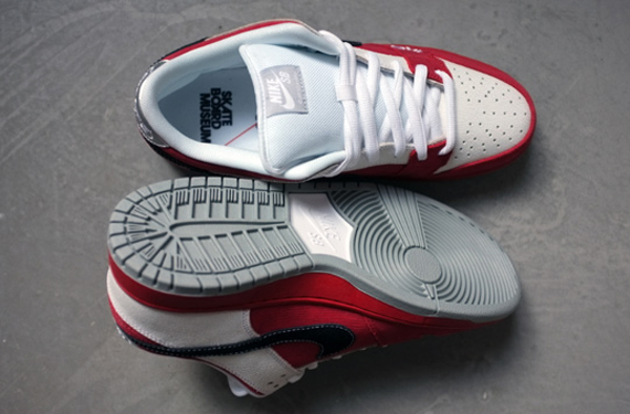 the latest 10fb0 857d0 Made for Skate x Nike SB Dunk Low  Roller Derby  - New Images ...