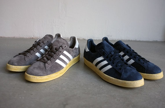 purchase cheap 106fc 54132 mita sneakers x adidas Originals Campus 80s Pack - SneakerNe
