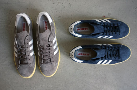 mita sneakers x adidas Originals Campus 80s Pack - SneakerNews.com 97a96c5c8a60