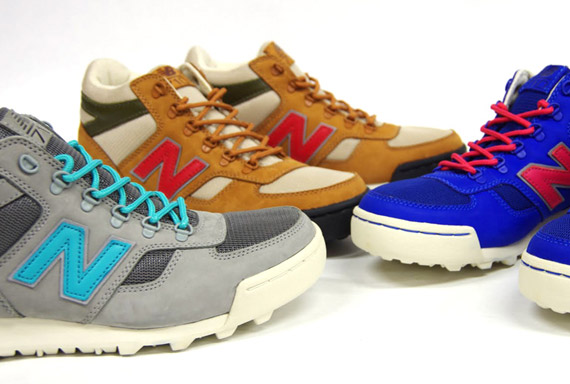 new arrival d219a be6c9 New Balance H710 - Fall Winter 2011 Limited Edition Colorways ...