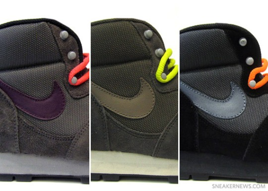 Nike Air Approach Mid 2.4 – Fall 2011
