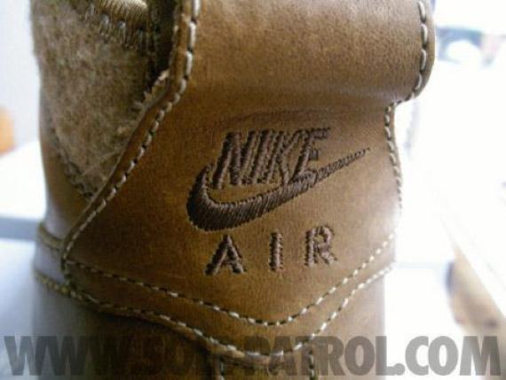 sports shoes 0833c 18f03 Nike Air Force 1 High  Duckboot  - Dark Army - SneakerNews.com