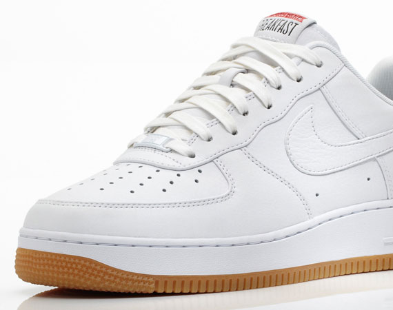 Nike Air Force 1 Low 'Strick' - White