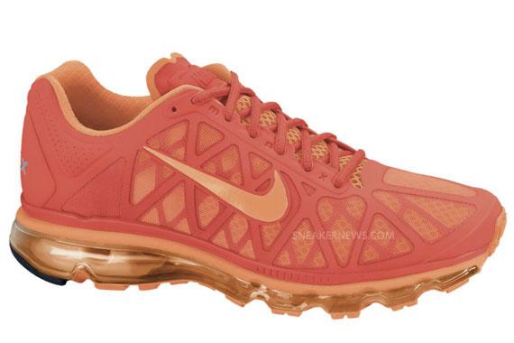 Nike Air Max+ 2011 - Max Orange - Total Orange ...
