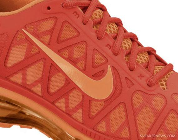 cd14a654f584 Nike Air Max+ 2011 - Max Orange - Total Orange - SneakerNews.com