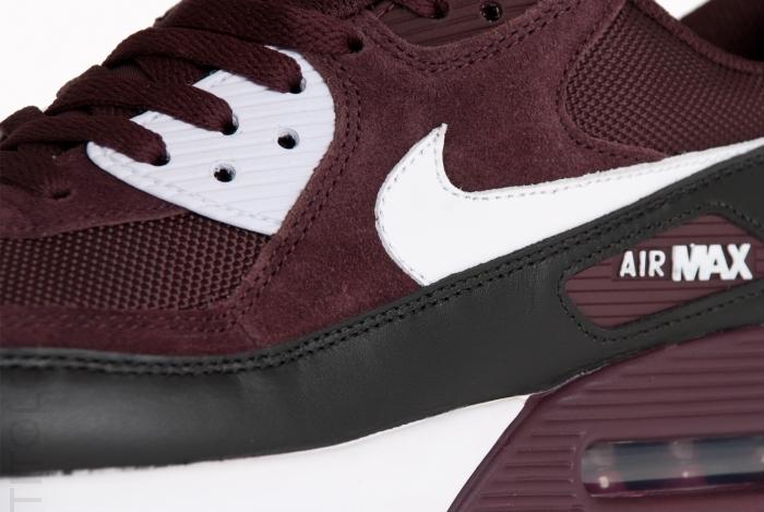 Nike Air Max 90 - Deep Burgundy - Black