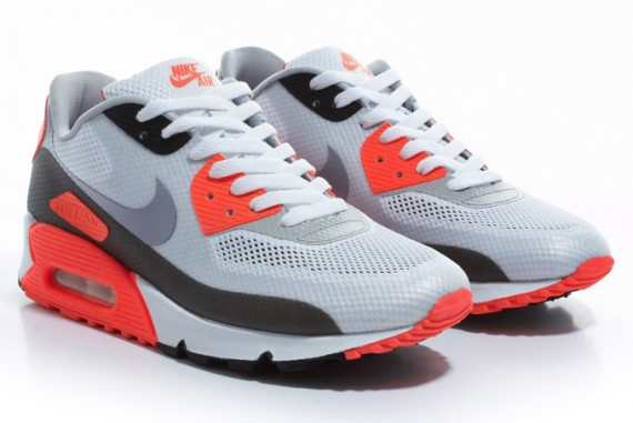 Nike Air Max 90 Hyperfuse 'Infrared' 2 A Day Giveaway