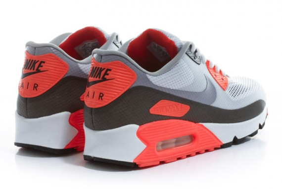 outlet store cfbd5 703c3 ... switzerland hotsell nike air max 90 hyperfuse high quality online solar  red air max 90 22451