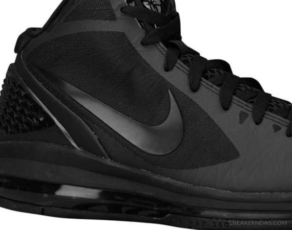 timeless design 5230a b63c3 Nike Air Max Hyperdunk 2011 'Blackout' - SneakerNews.com