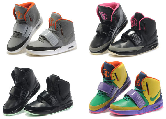 fb265fa94 Nike Air Yeezy 2 Counterfeits Hit The Market - SneakerNews.com