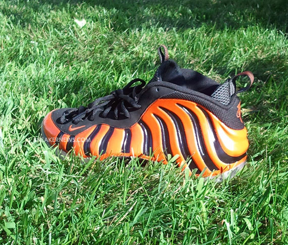 new arrival 98ace 30630 Nike Air Foamposite One Eye Of The Tiger Customs lovely