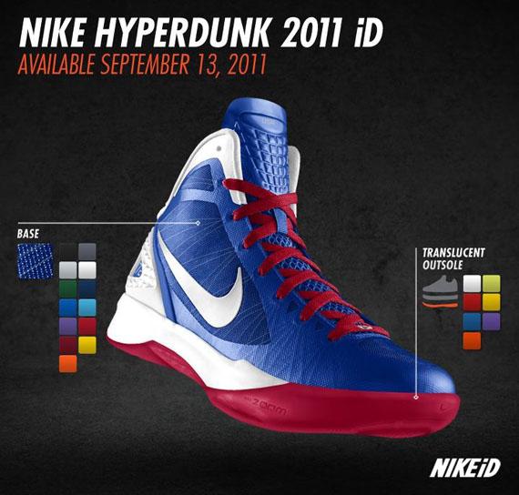 Nike Hyperdunk 2017 Id