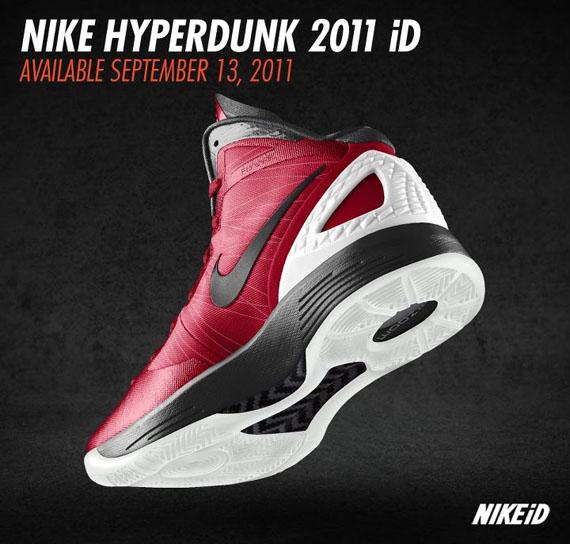 nike zoom hyperdunk 2011 id sneakernewscom