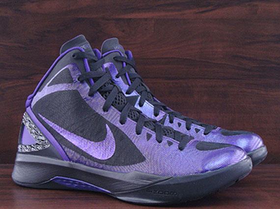 Nike Zoom Hyperdunk 2011 - Club Purple - Black ...