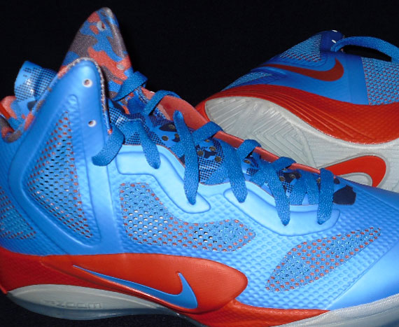 competitive price 5b7ef c72ff Nike Zoom Hyperfuse 2011 - Russell Westbrook PE - SneakerNews.com