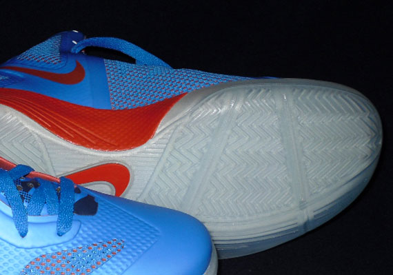 size 40 a951f e0120 Nike Zoom Hyperfuse 2011 Russell Westbrook PE 487424-400. Advertisement.  show comments