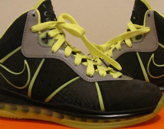 Nike LeBron 8 '112' – Available on eBay