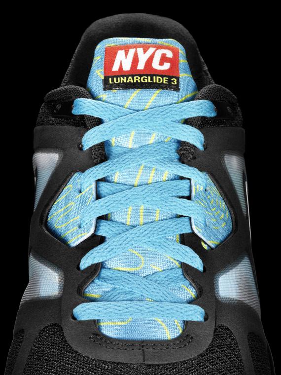 3a6a8fde1d92 Nike LunarGlide+ 3  City Series  Pack - SneakerNews.com