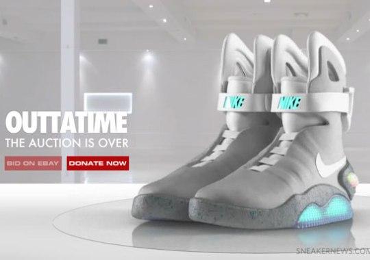 Nike Mag 2011 – Full Auction Recap