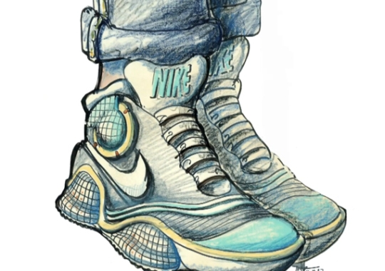 Nike Mag 2011 – The Full Story