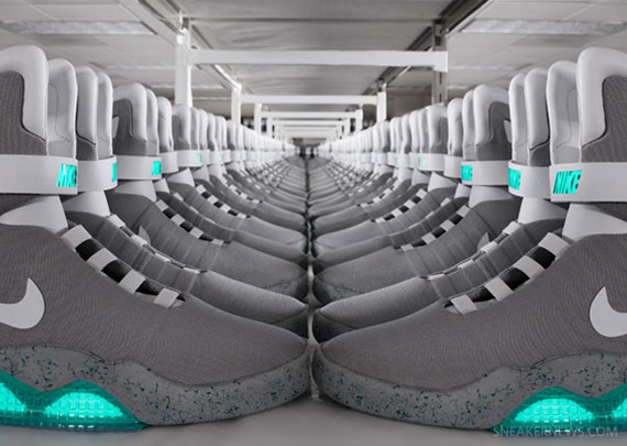 nike air mags 2015 release date