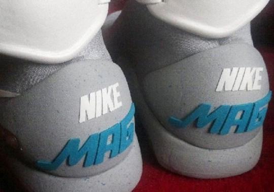 Nike Mag Custom Replica on eBay