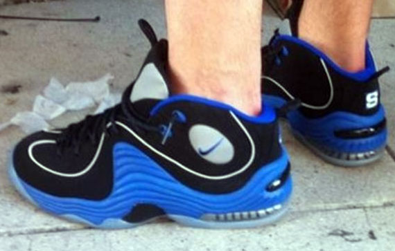 sports shoes 450b3 4217a Nike Air Penny II Sole Collector Las Vegas - SneakerNews.com