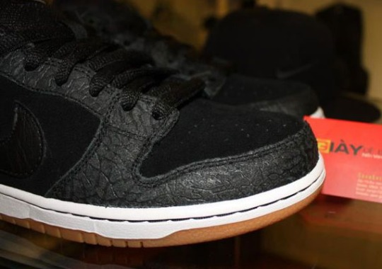 Entourage x Nike SB Dunk Low 'Lights Out' –  General Release Edition