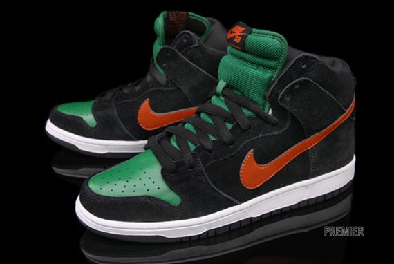 Nike SB Dunk High 'Jagermeister