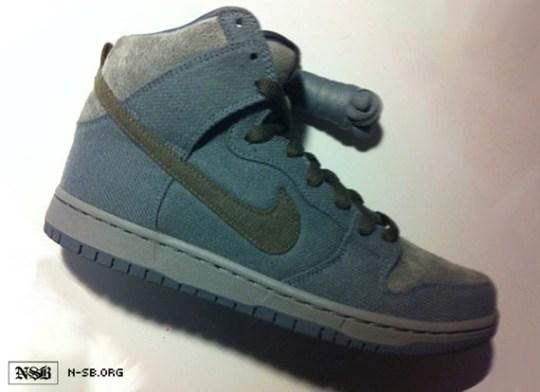 Nike SB Dunk High 'Tauntaun' – First Look