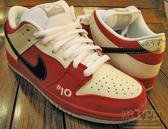 newest afdd0 4865b Made for Skate x Nike SB Dunk Low  Roller Derby