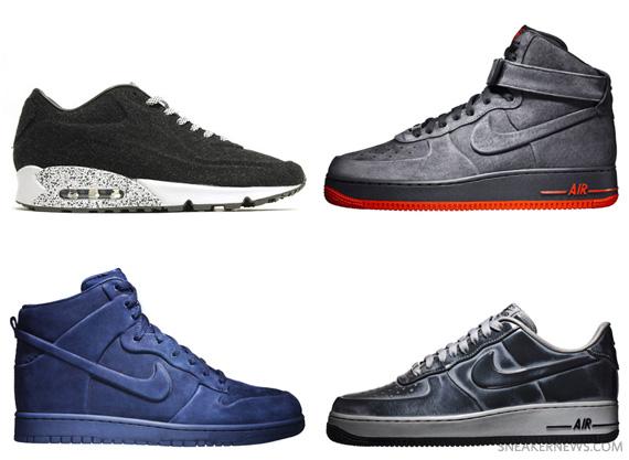 9281f8ec7b75 Nike Sportswear Vac Tech Pack - Holiday 2011 - SneakerNews.com