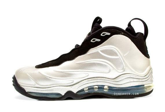 8b074701a72 Nike Air Total Foamposite Max - Metallic Silver