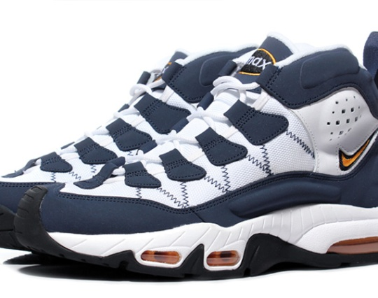 Nike Air Trainer Max '96 – White – Obsidian – Canyon Gold
