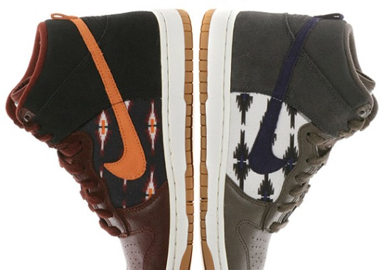 Nike WMNS Dunk High Skinny – 'Aztec Pack'