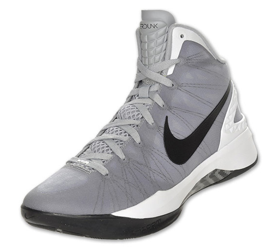 new arrival 24b1e f469e Nike Zoom Hyperdunk 2011 - Grey - White - Black ...