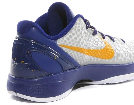 Nike Zoom Kobe VI X 'Lakers Home'