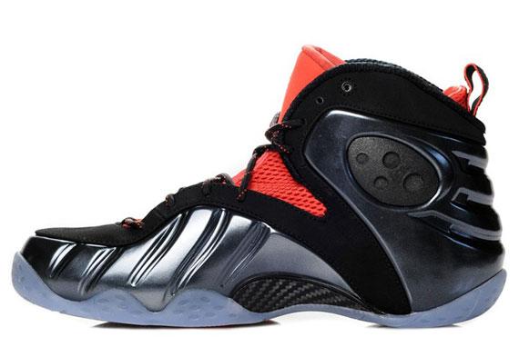 Nike Zoom Rookie LWP - Black - Max Orange - SneakerNews.com
