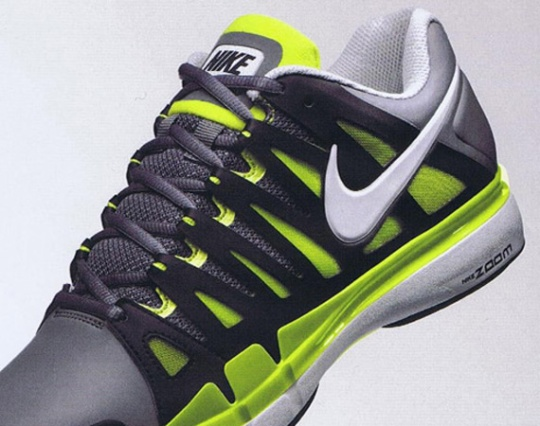 Nike Zoom Vapor Tour 9 SL – Roger Federer Paris 2012