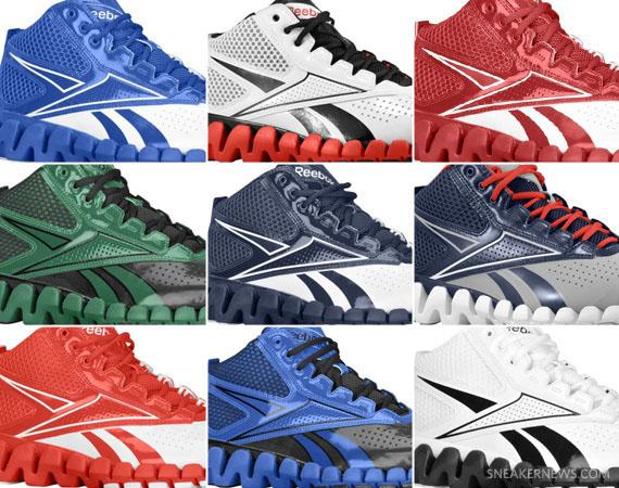 Reebok Zig Pro Future - Available - SneakerNews.com 96fd49313b46