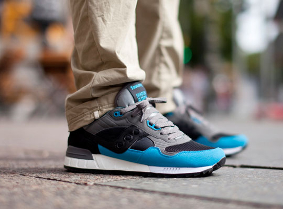 best sneakers db40a 1b470 Solebox x Saucony Shadow 5000 'Three Brothers' Pack ...