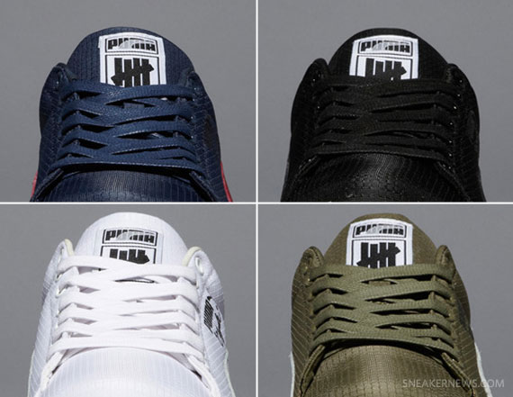 online store 93fb6 6f5a1 UNDFTD x Puma Clyde 'Rip-Stop' - Release Info - SneakerNews.com