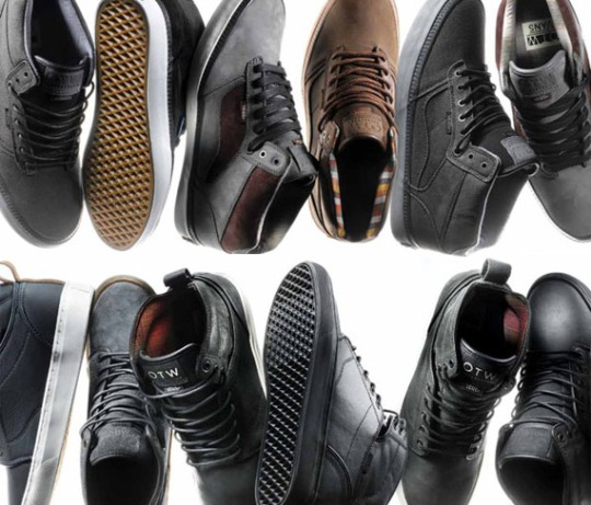 Vans OTW Collection – Holiday 2011