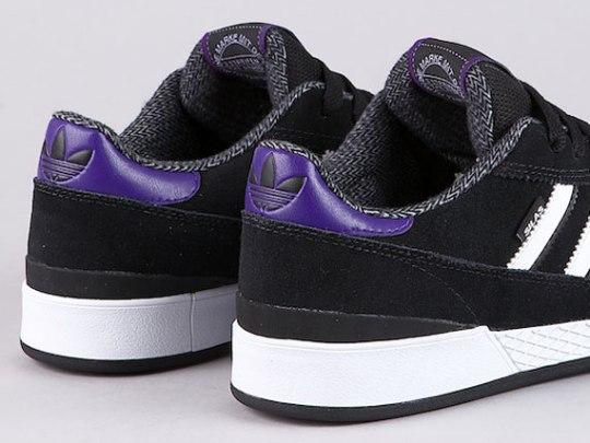 adidas Skate Silas – Black – Collegiate Purple – Running White
