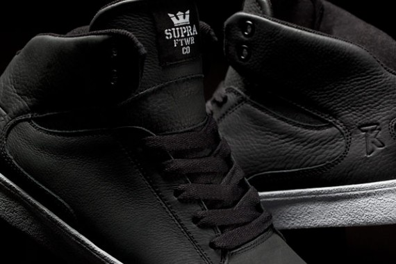 Supra Society Mid 'Full Grain'