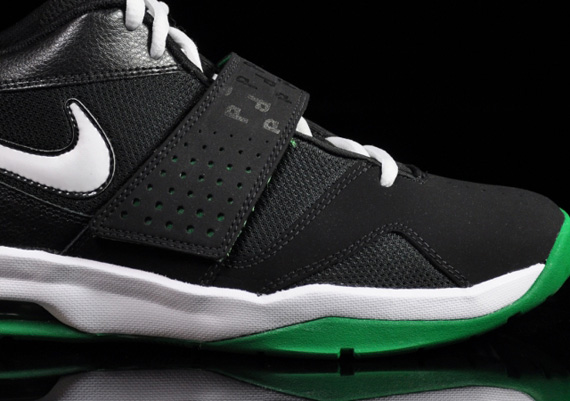 Nike Air Legacy 3 'Celtics' Away - SneakerNews.com