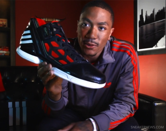 Derrick Rose x adidas Basketball – Sneaker Stories