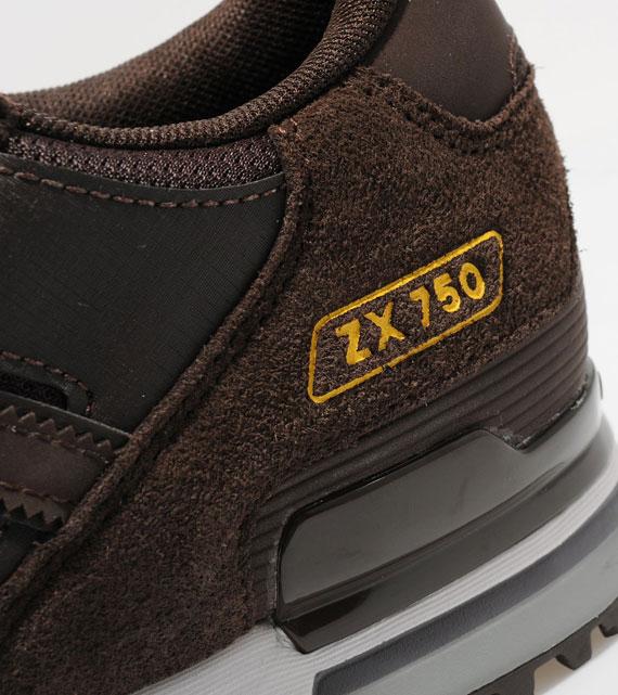 zx 750 brown
